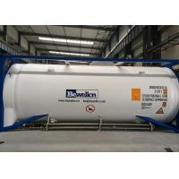 Buy cheap ISO tank container CryogenicISOTankContainer from wholesalers