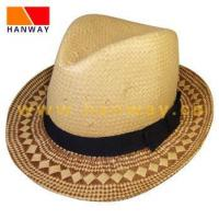 Buy cheap Straw Hats / Summer Hats HWFS-1104363 from wholesalers