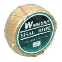 Buy cheap Cargo Control SISAL TWINE - 1/4 X 50' from wholesalers