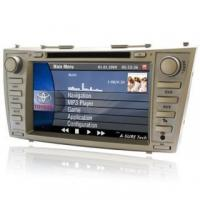 Buy cheap 8 DVD GPS sat nav Bluetooth for TOYOTA Camry 2007 - 2011 Aurion from wholesalers