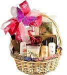 Buy cheap Bath and Candle Gift Basket from wholesalers