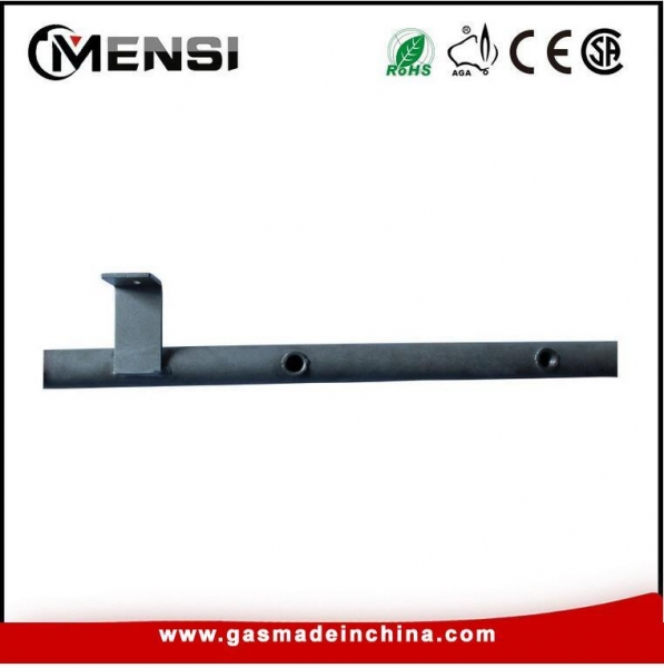 Quality LPG 32mm steel flowdrill manifold pipe for cooking stove for sale