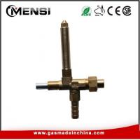 Buy cheap Animal Brass valve with thermocouple for Poultry Heating Brooder from wholesalers