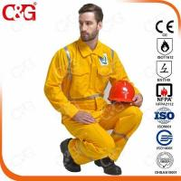 Buy cheap Nomex IIIA Flame Resistant Clothing Dupont Nomex Flight Coverall Pilot Uniform from wholesalers