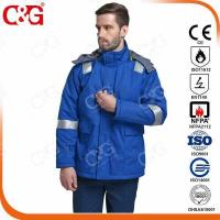 Buy cheap Nomex IIIA Flame Resistant Clothing Nomex Aramid Fire Resistant Suit Flame Retardant Uniform from wholesalers