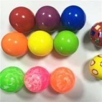 Buy cheap 46mm Bouncy Balls - Colorful Bright Solid Color Swirls High Bouncing Balls Bulk Assorted Designs from wholesalers