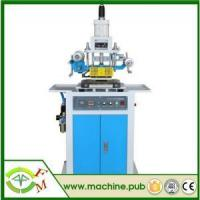 Buy cheap China supply manual hot stamping machine from wholesalers