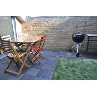 Buy cheap Decking & Landscaping Composite Decking Tiles Power Tile - Interlocking Composite Deck Tiles from wholesalers