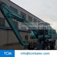Buy cheap Movable Scrap Metal Grabbing Machine from wholesalers
