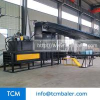Buy cheap Loose Material Horizontal Bagging Baler from wholesalers