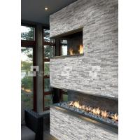 Gray Cloudy Ledge Stone