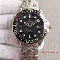 Buy cheap Swiss Replica Omega Seamaster 300m James Bond 50th Anniversary Watch 41mm from wholesalers