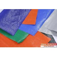 Buy cheap tarpaulin sheet specification 12x16ft from PE tarpaulin manufacturer from wholesalers