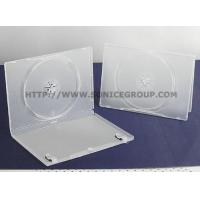Buy cheap DVD Case Single Semi Clear 14 MM from wholesalers