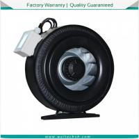Buy cheap 4 inch 100mm Centrifugal Inline Duct Fan for Hydroponics from wholesalers