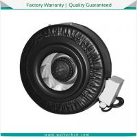 Buy cheap 8 inch Centrifugal Inline Duct Fan for Hydroponics from wholesalers