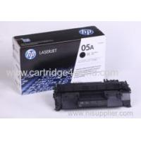 Buy cheap Genuine original for hp toner cartridges spare parts for hp 05A from wholesalers