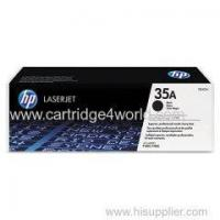 Buy cheap Refill Laser Toner Cartridges For Hp 435A Hp Original Toner Cartridge Printer toner from wholesalers