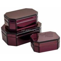 Buy cheap Jewelry Boxes Pretty And Colorful Delicate Display Cases from wholesalers