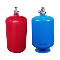 Buy cheap CE Approved 6kg Automatic Hanging dry Powder Fire Extinguishers with long cylinder from wholesalers