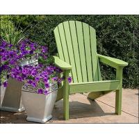 Buy cheap Poly Lumber Comfo-Back Adirondack Chair from wholesalers