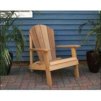 Buy cheap Red Cedar Southern Wide Slat Adirondack Chair product