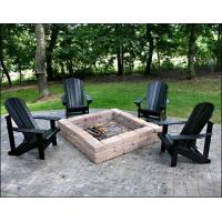 Buy cheap Cypress Adirondack Chair from wholesalers