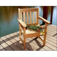 Buy cheap Red Cedar English Garden Patio Chair from wholesalers