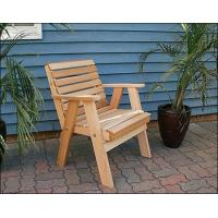 Buy cheap Red Cedar American Classic Patio Chair from wholesalers