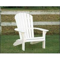 Buy cheap Poly Lumber Adirondack Chair from wholesalers