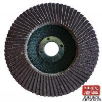 Buy cheap 10 Pack 4-1/2''Auto Body Sanding Flap Disc 80 Grit, Calcined Aluminum Oxide from wholesalers