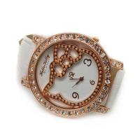 Buy cheap Hello Kitty Crystal Wrist Watch White By U-beauty-Wrist Watches from wholesalers