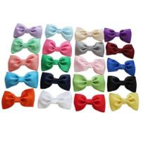 Buy cheap Lolitarcrafts Baby Girl None Slip Bow Tie Hair Clip Mixed 20 Color-Hair Accessories from wholesalers