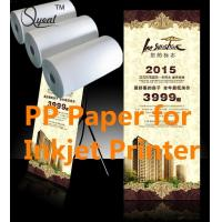 Buy cheap Solvent&Eco-Sovlent Adhesive PP paper product