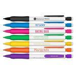 Buy cheap Mechanical Pencils - Black Barrel with Rubber Grip & # 2 HB Leads - Refillable from wholesalers