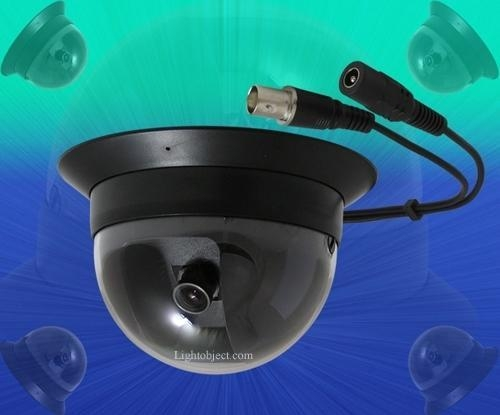 Buy cheap 420 lines CCD Dome Camera from wholesalers
