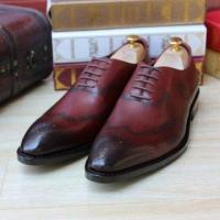 Buy cheap skp137 Men's Handcraft Dress Formal Shoes Large/Plus Size from wholesalers