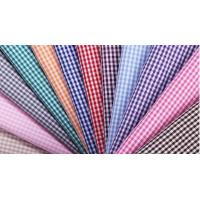 Buy cheap Chinese textile manufacturer 100% yarn dyed check fabric for shirt from wholesalers