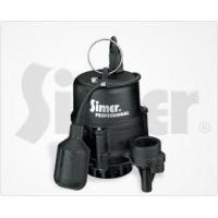 Buy cheap 5905E | 1/2 HP Professional Series Effluent / Sump Pump from wholesalers