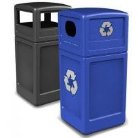 Buy cheap PolyTec Waste & Recycling Combo with Dome Lids from wholesalers