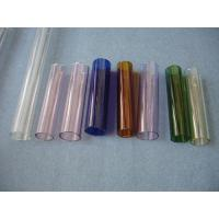 Buy cheap Clear&colored glass tube from wholesalers