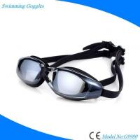 Buy cheap Manufacture OEM Waterproof No-scratching Silicone Swimming Glasses for Men Women Youth from wholesalers