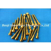 Buy cheap bike titanium bolts from wholesalers