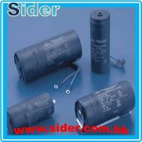 Buy cheap Single phase motor starting electrolytic capacitors series 4.12.80 from wholesalers