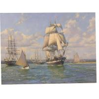 Buy cheap The whaleship Essex leaves Nantucket, August 12th, 1819. from wholesalers