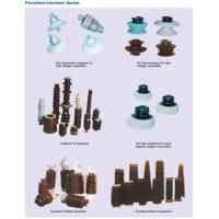 Buy cheap Power Transmission Line Fittings Porcelain Insulator from wholesalers
