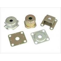Buy cheap Durable Stainless Steel Sheet Stamped Sheetmetal Metal Stamping Part from wholesalers