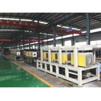 Buy cheap Medium Frequency Heat treatment Tempering Production Line induction heating furnace from wholesalers
