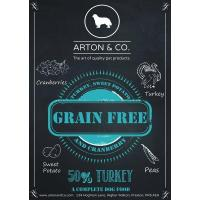 Buy cheap Grain Free Turkey, Sweet Potato & Cranberry 2kg & 15kg from wholesalers