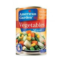 Buy cheap 400g canned mixed vegetables factory product
